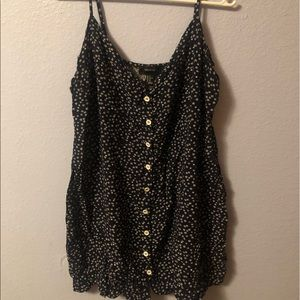 Forever 21 faux button up dress